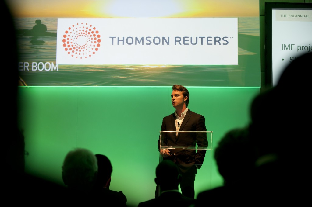 Thomson Reuters Trading Africa Summit held at the One & Only Hotel in Cape Town, 6 & 7 November 2013.